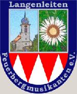 Wappen Feuerbergmusikanten Langenleiten